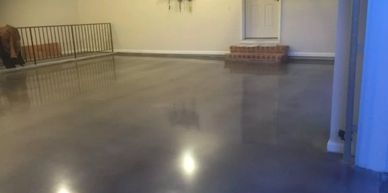 Architectural Concrete Flooring from Design to Completion