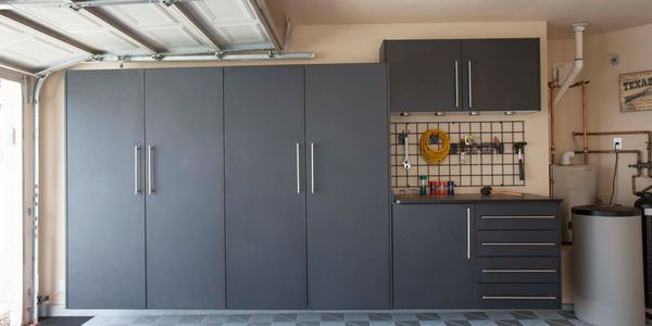 Granite Powder Coated Cabinets