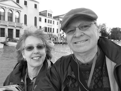 Kevin and Becky Lendway Venice, Italy