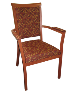 nursing home dining chair, healthcare seating