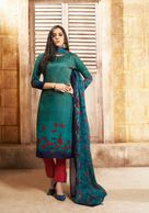 UK Online Indian Fashion Store for Every Occasion! Indian / Pakistani Eid Designer Suit  SIZE MEDIUM
