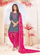 READYMADE PATIALA SALWAR KAMEEZ INDIAN PAKISTANI DRESS SIZE LARGE PLUS SIZE AVAILABLE