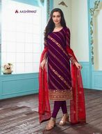 TRADITIONAL INDIAN CLOTHING IN SIZE SMALL TO XXL  SALWAR KAMEEZ ANARKALI SUITS