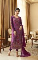 SEMI - STITCHED MATERIAL INDIAN SALWAR KAMEEZ UK INDIAN FASHION