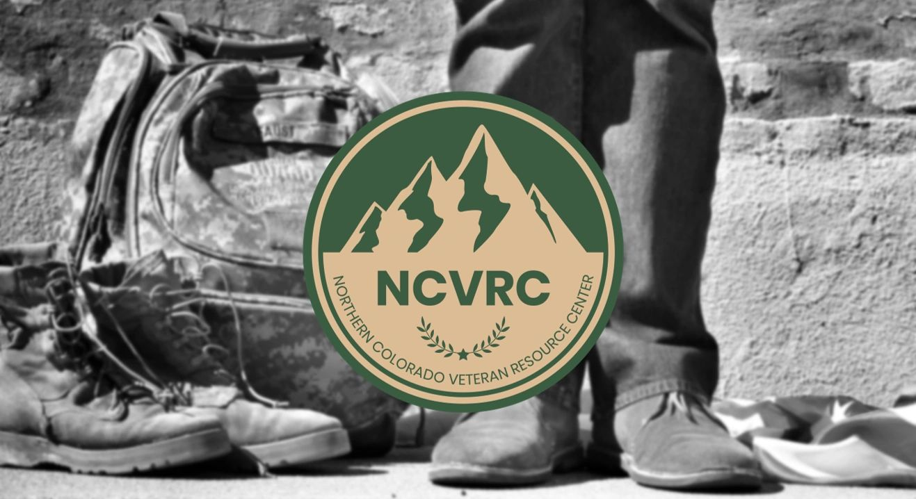 Northern Colorado Veterans Resource Center emblem