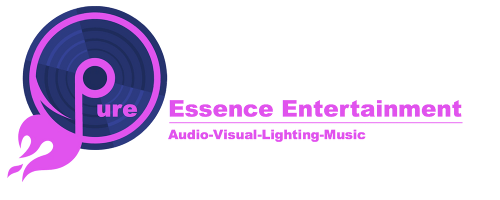 Pure Essence Entertainment...Lighting, Decor, Music, Visual, and