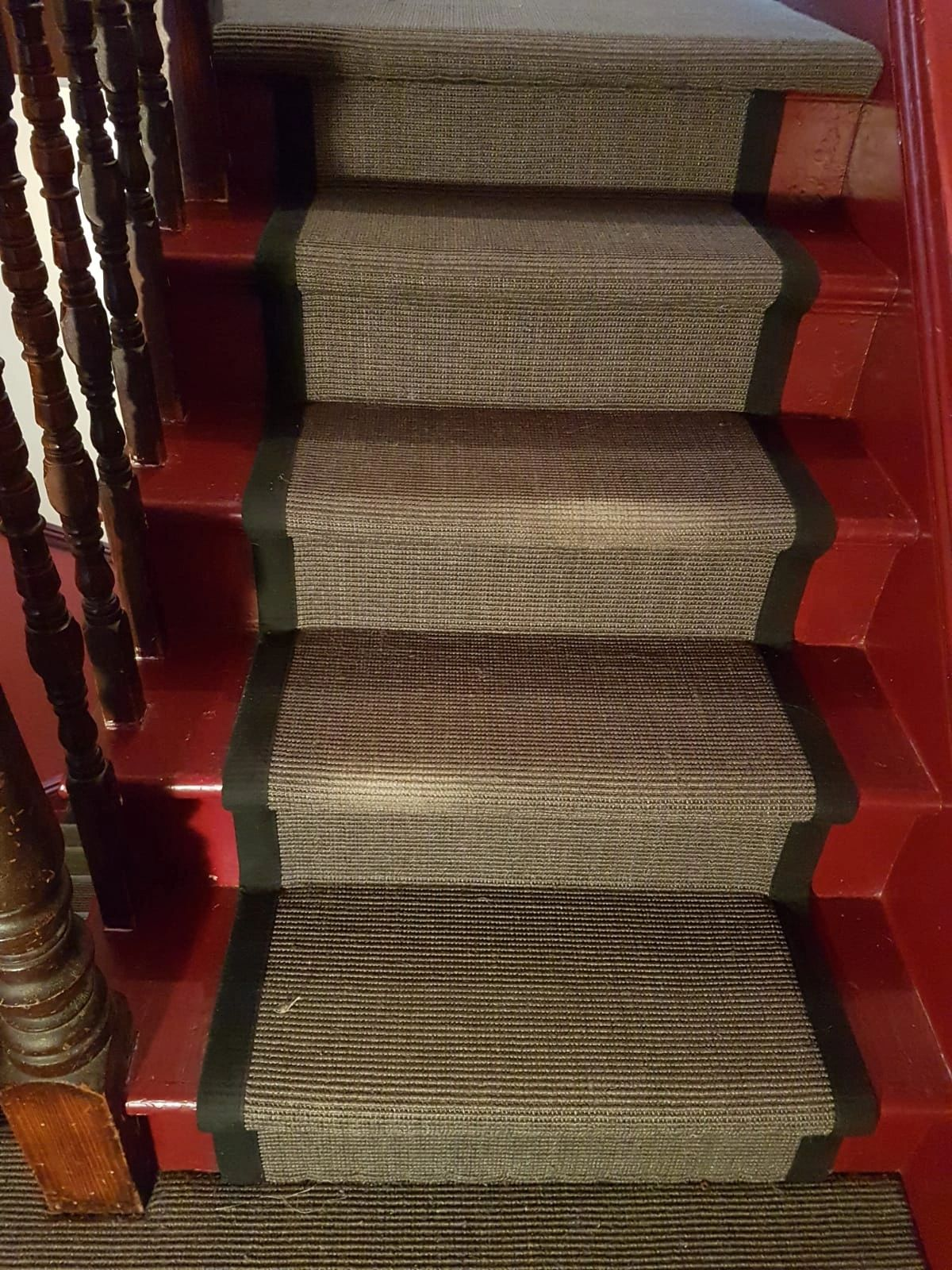 We Can Repair Your Customer's Carpet / Your Contractor's Mistake