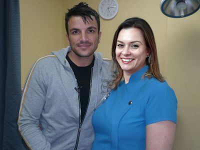 Peter Andre, Katie tattoo removal, Hove Skin Clinic, Sarah Williams-Walker