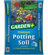 Garden+ Premium Potting Soil