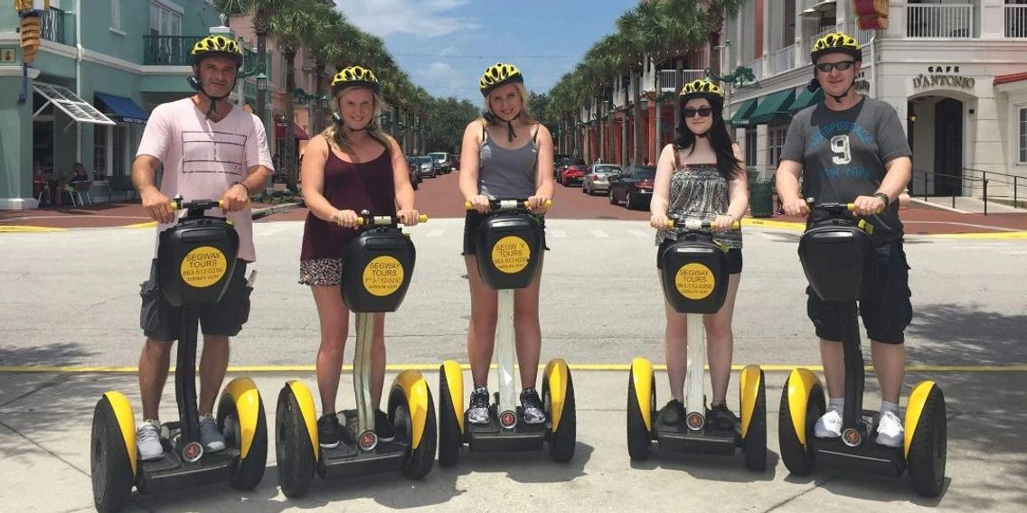 Safety Guidelines for Segway PT's