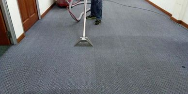 Carpet Cleaning Extraction