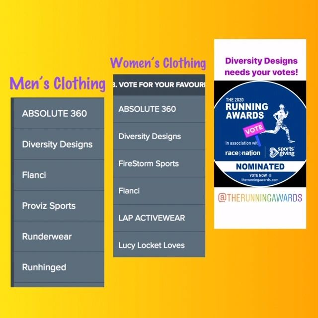 Vote for Diversity Designs in TWO categories. Women's Clothing (small) & Men's Clothing (small).