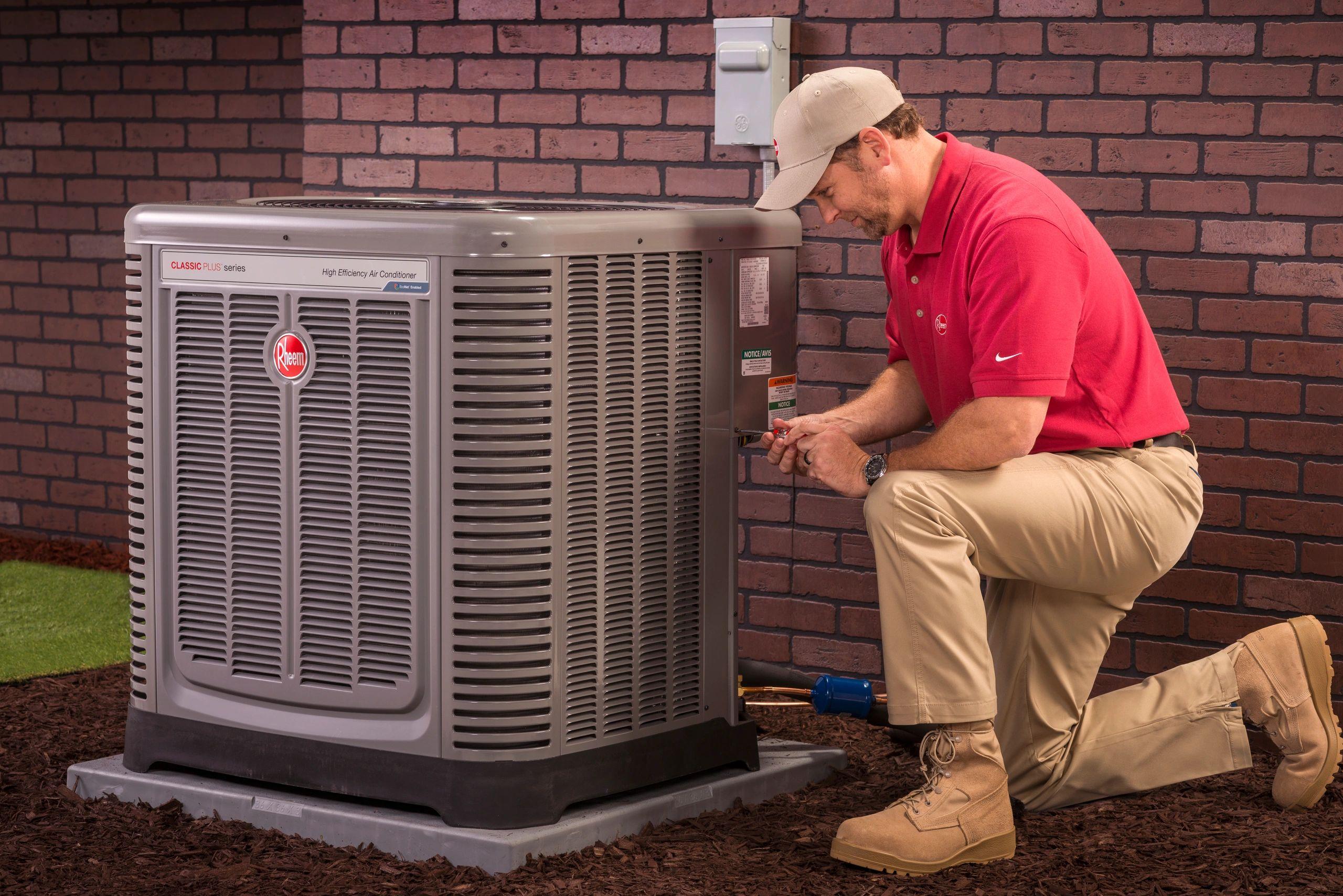 Rheem | Aldons Heating & Air Conditioning