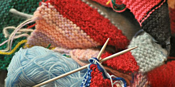 Second Saturday Knitting & Crocheting Circle