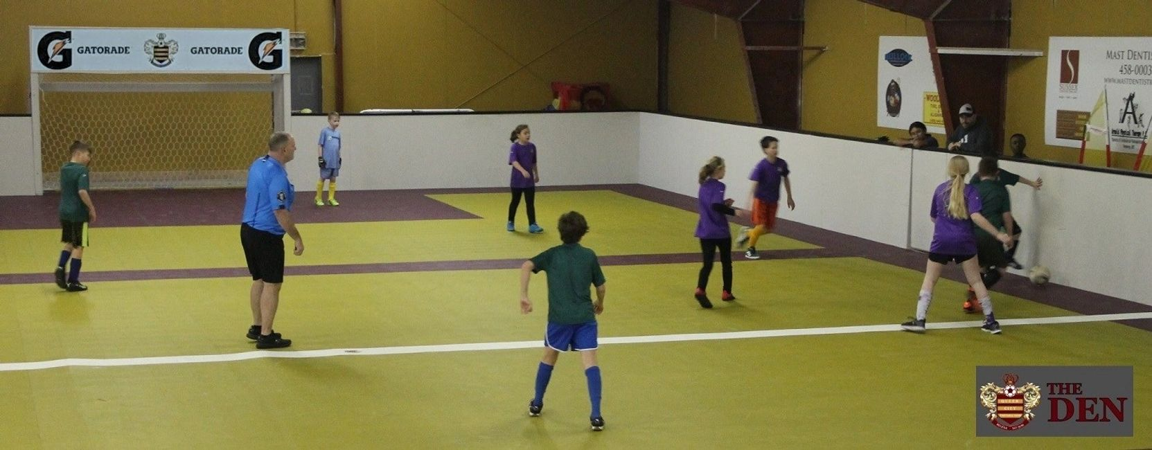 Indoor soccer in Helena Montana for youth and adults