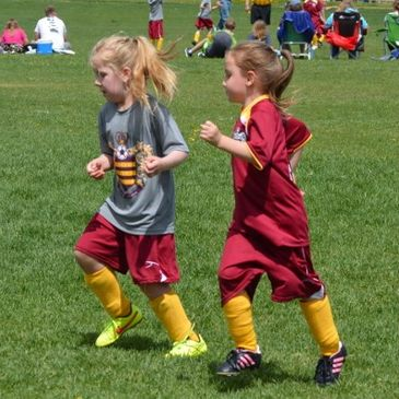Recreational youth soccer in Helena Montana