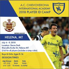 Helena Montana Youth Soccer Camps