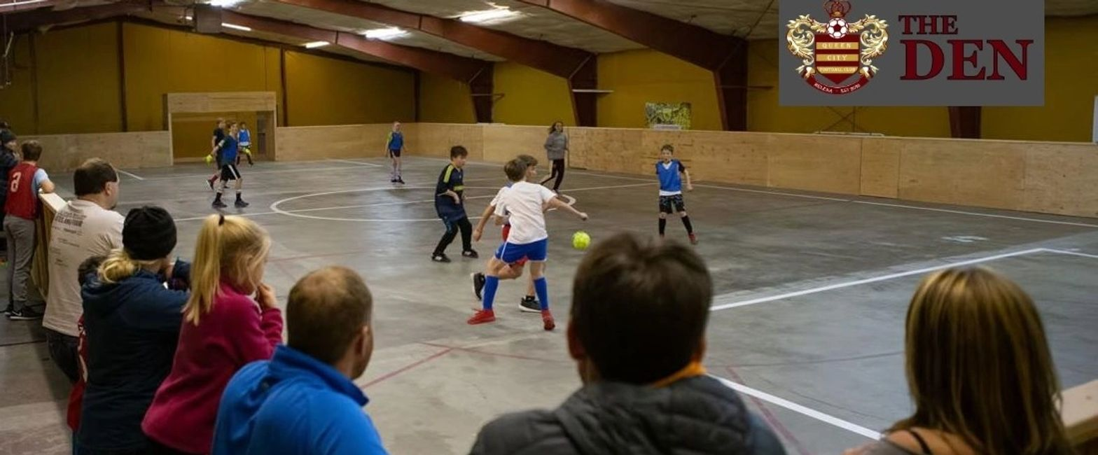 Indoor youth and adult soccer in Helena Montana