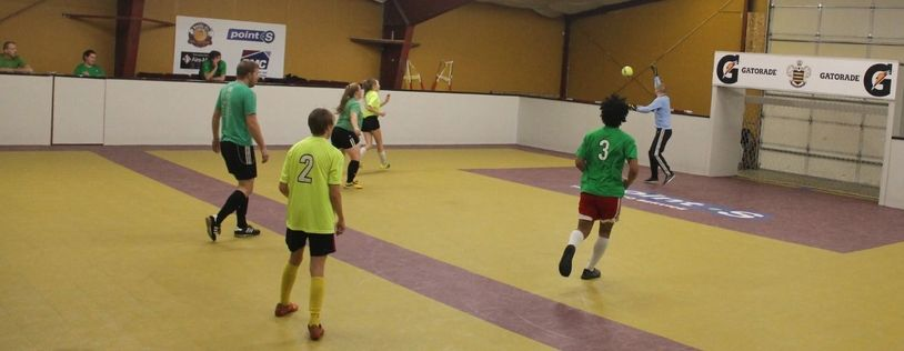 Adult indoor soccer in Helena Montana