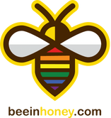 Bee In Honey