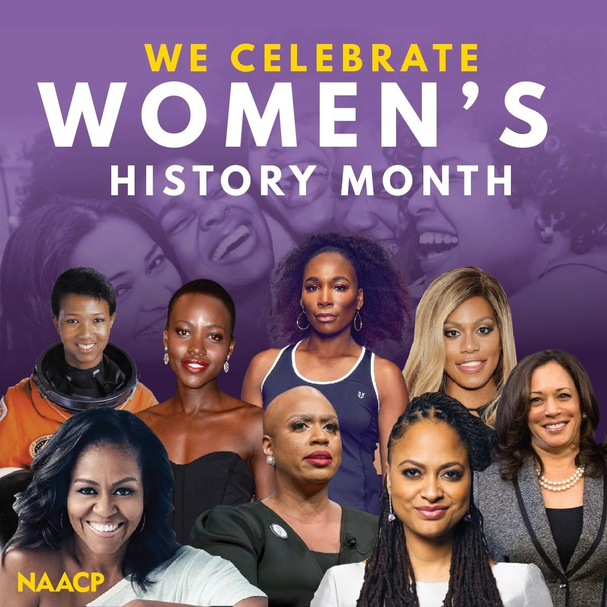 BLACK WOMEN'S HISTORY MONTH LEADERS