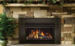 Continental Fireplace Insert