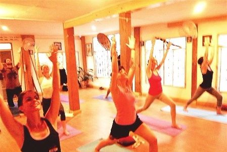 Yoga Chiang Mai. Body and Mind Healing Yoga Classes. Hatha Yoga in Chiang Mai Thailand. Yoga