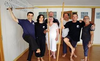 Tai Chi Thailand; Tai Chi Teacher training in Chiang Mai. Qigong training at Body and Mind Healing