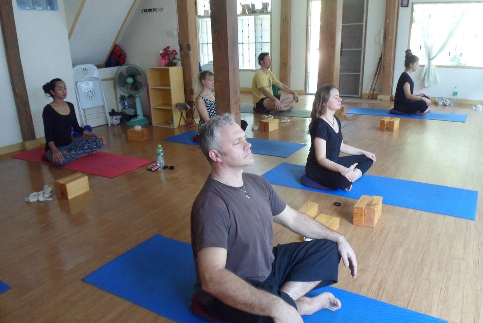 Yoga Beginners Course at Body and Mind Healing