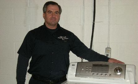 Jim Covert, Owner of Affordable Appliance Repair