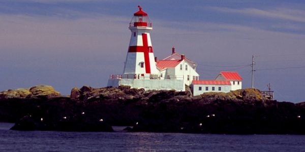 New Brunswick Canada Lighthouses