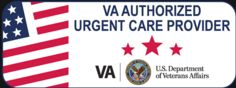 We offer our services and Urgent care to Veterans of America