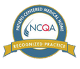 Patient-Centered Medical Home certificate badge