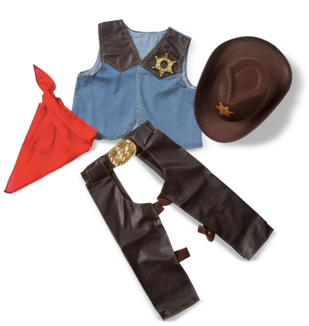 cowboy play set for toddlers