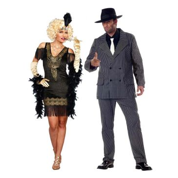 Roaring 20's Couples Costume