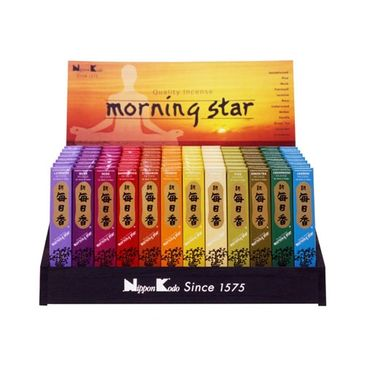 Japanese Incense Morning Star Brand