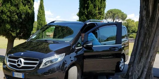EXCURSIONS /PORTS OF CALL  Rome Limousine comes at 8,00 am  to pick you up at these docks: Civitave