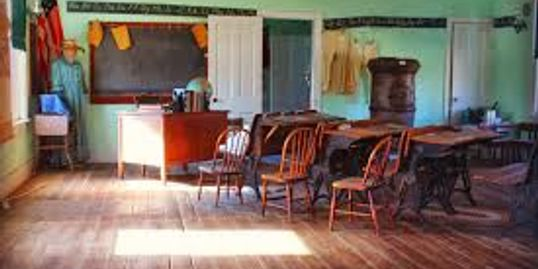 one room school house. massage therapy. instructing at its best. passion. education