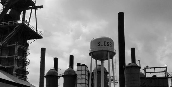 Sloss Furnace Birmingham Al - Conducted one of the first true night investigations.
