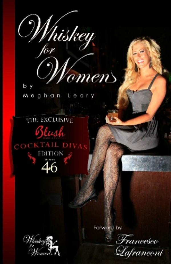 Whiskey for Women book by author Meghan Leary