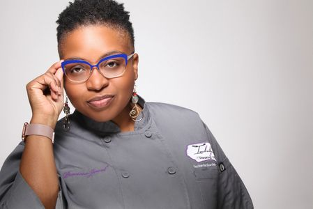 Executive Chef Queen Precious-Jewel Earth Zabriskie
