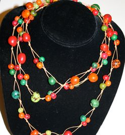 Tagua from Amazon forest in Ecuador
