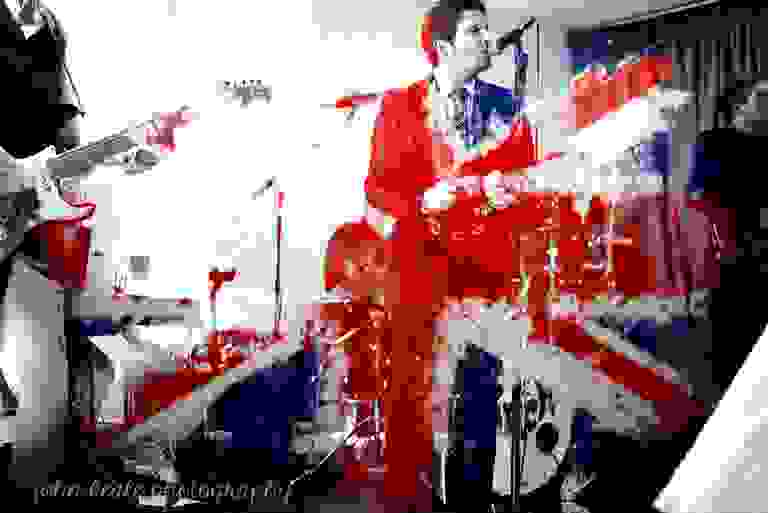 Band The Pinch Live Music  Mod Local