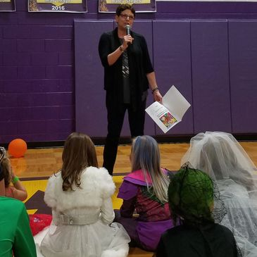 Linda S. Locke anti-bullying motivational speaker