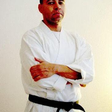 Sensei Gregory C. Lewis. Founder and chief instructor of Sensei Gregory C. Lewis' Modern Karate.