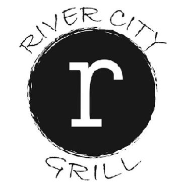 Logo for River City Grill located in Eufaula, Alabama.