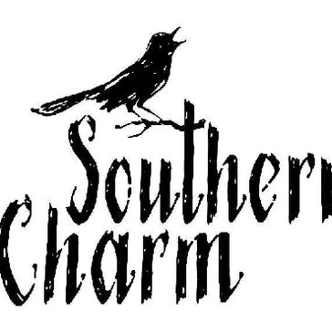 The Southern Charm, Eufaula, Alabama logo.