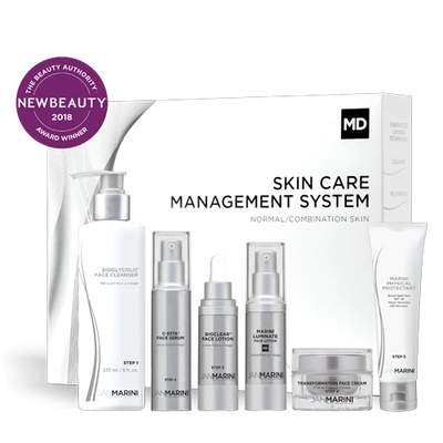Skin care management products