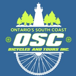 ​Ontario's South Coast Bicycles and Tours Inc.