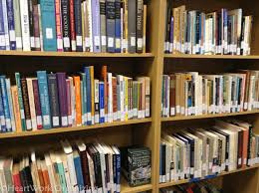 The GAMC Library and Archive